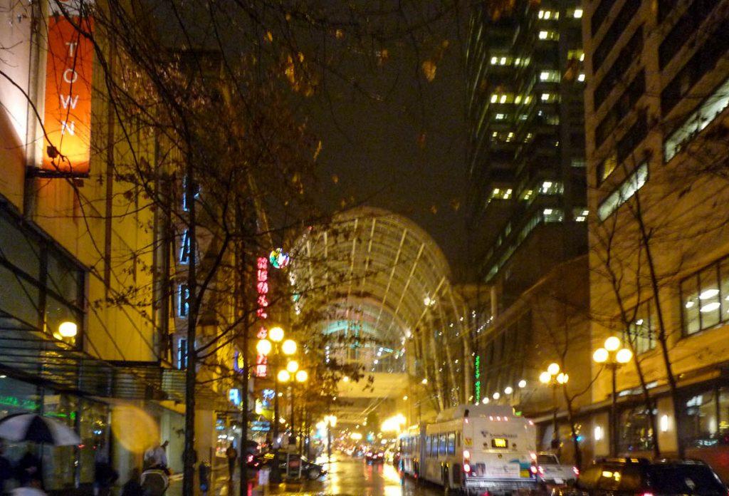 Overkapping,Seattle, Washington, Verenigde Staten (2010)