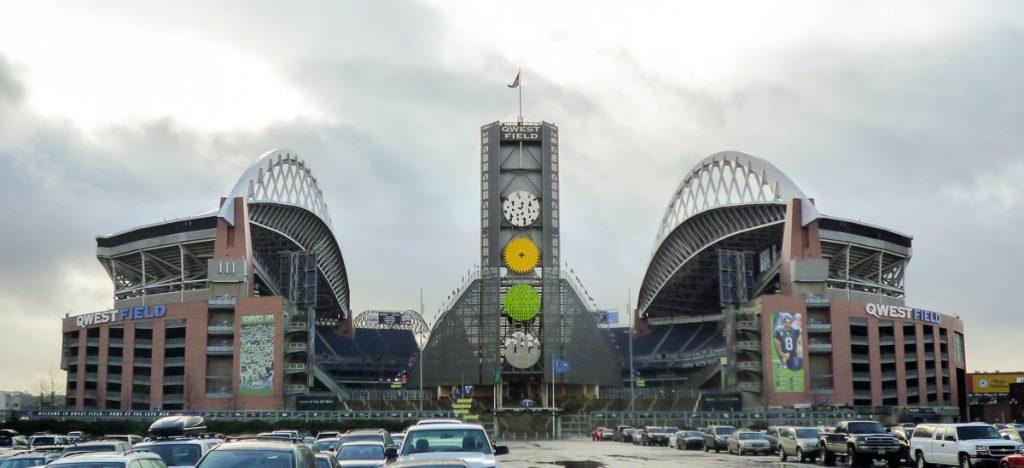 Century Link Field,Seattle, Washington, Verenigde Staten (2010)