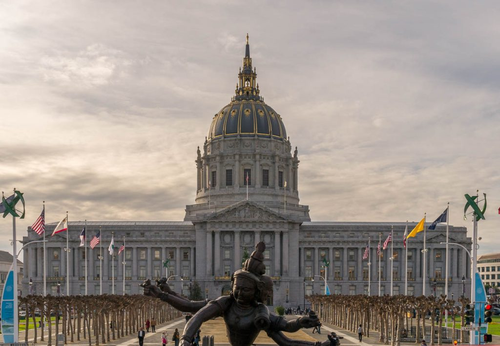 City Hall,City Hall, San Francisco, Californië, Verenigde Staten (2010)