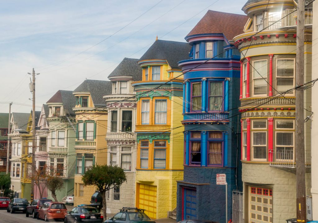 Kleurig,San Francisco, Californië, Verenigde Staten (2010)