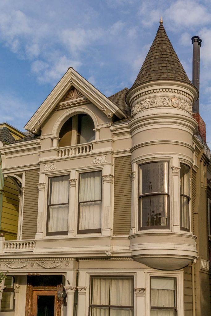 Deze heeft een torentje,San Francisco, Californië, Verenigde Staten (2010)