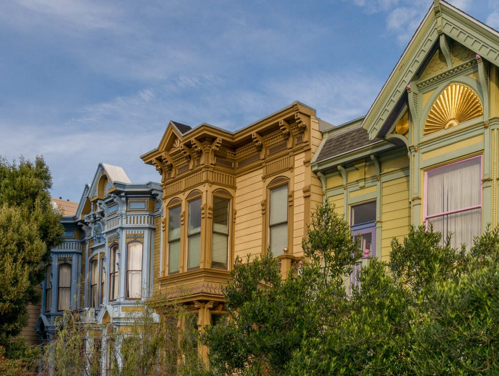 Kleuren en tinten,San Francisco, Californië, Verenigde Staten (2010)