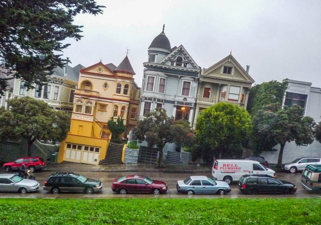 Lol,Alamo Square, San Francisco, Californië, Verenigde Staten (2010)