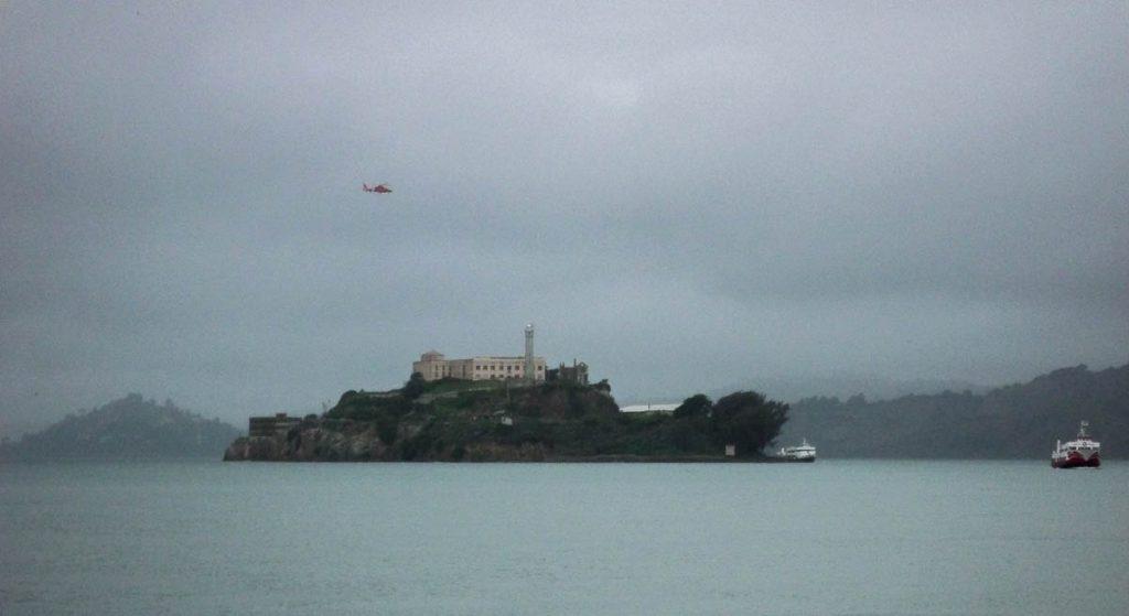 Alcatraz Island,San Francisco, Californië, Verenigde Staten (2010)