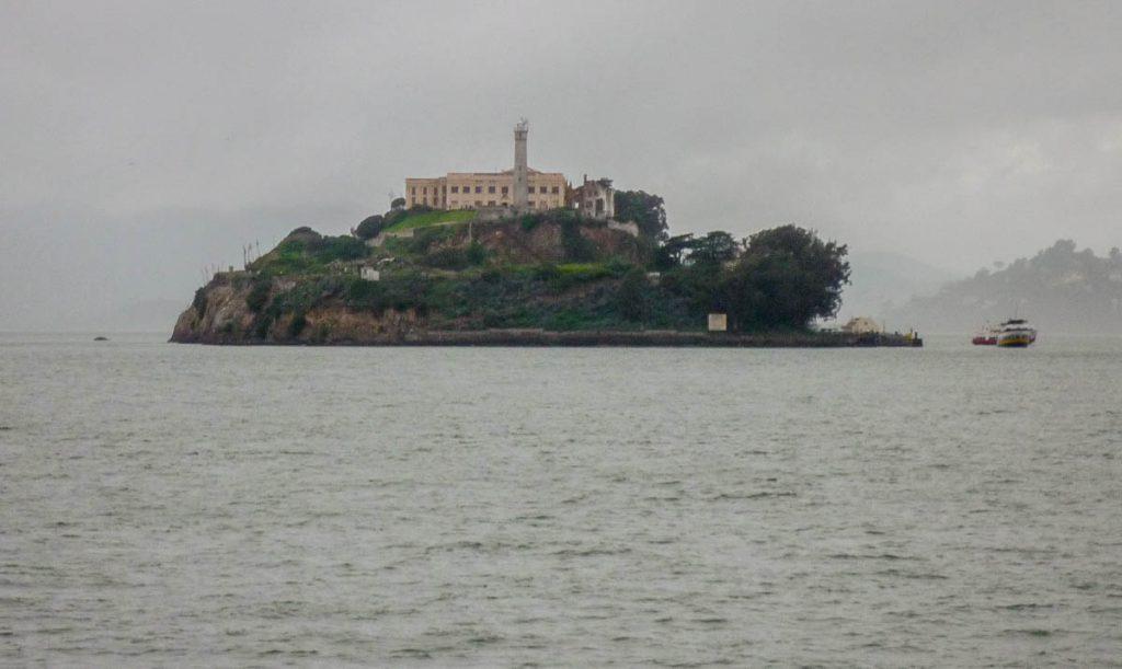 Alcatraz Island,Alcatraz, San Francisco, Californië, Verenigde Staten (2010)
