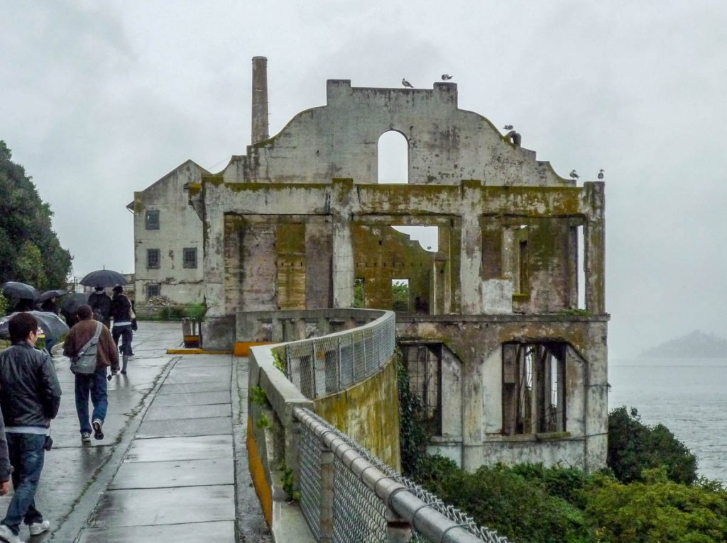 Officer's Club,Alcatraz, San Francisco, Californië, Verenigde Staten (2010)