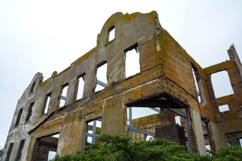 Warden's House,Alcatraz, San Francisco, Californië, Verenigde Staten (2010)