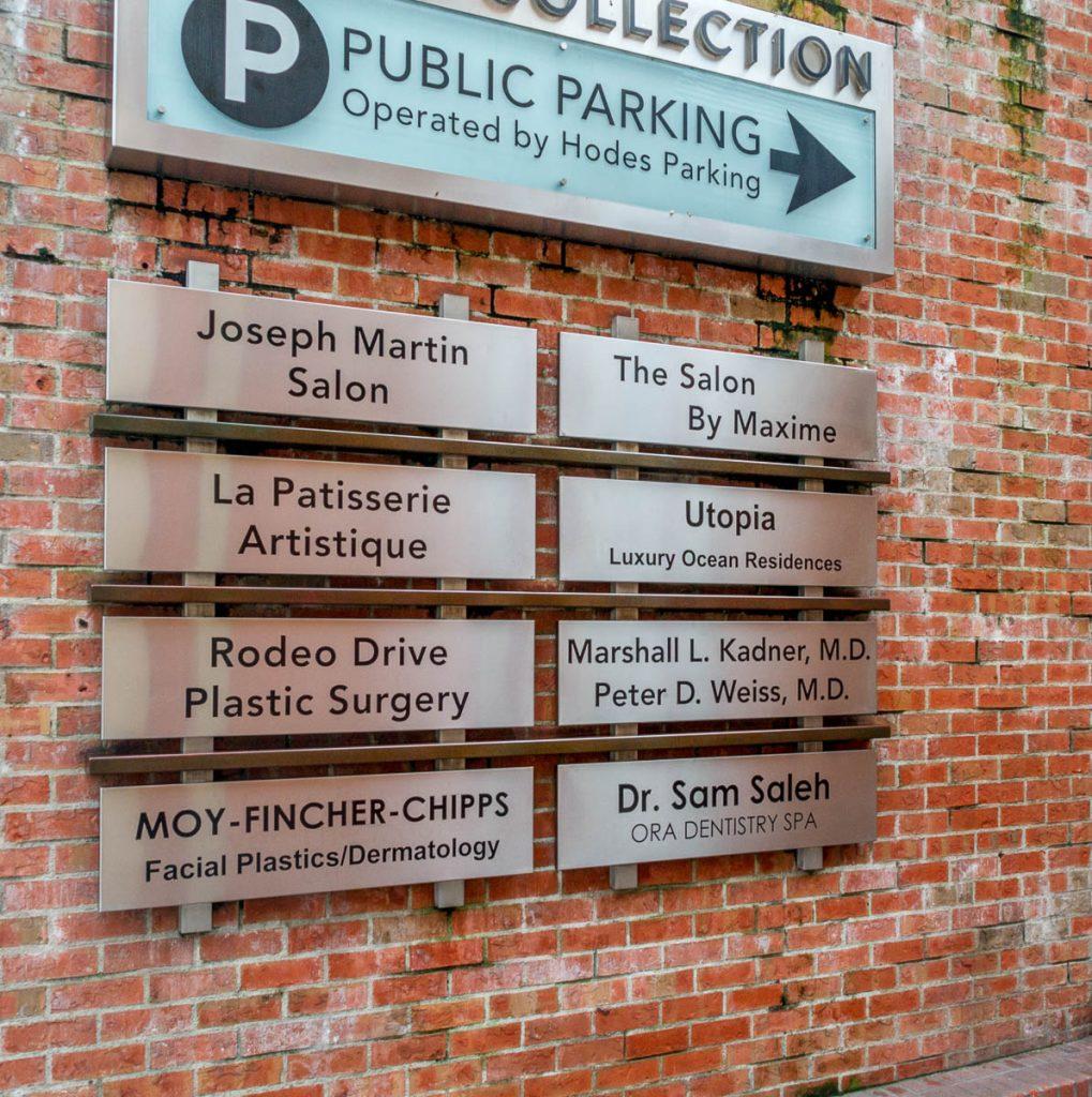 Waar zullen we naartoe?,Rodeo Drive, Los Angeles, Californië, Verenigde Staten (2010)