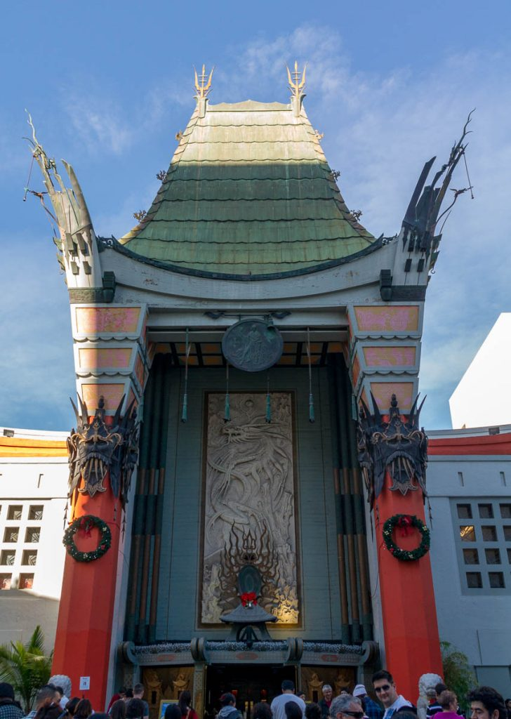 Chinese Theatre,Hollywood, Los Angeles, Californië, Verenigde Staten (2010)