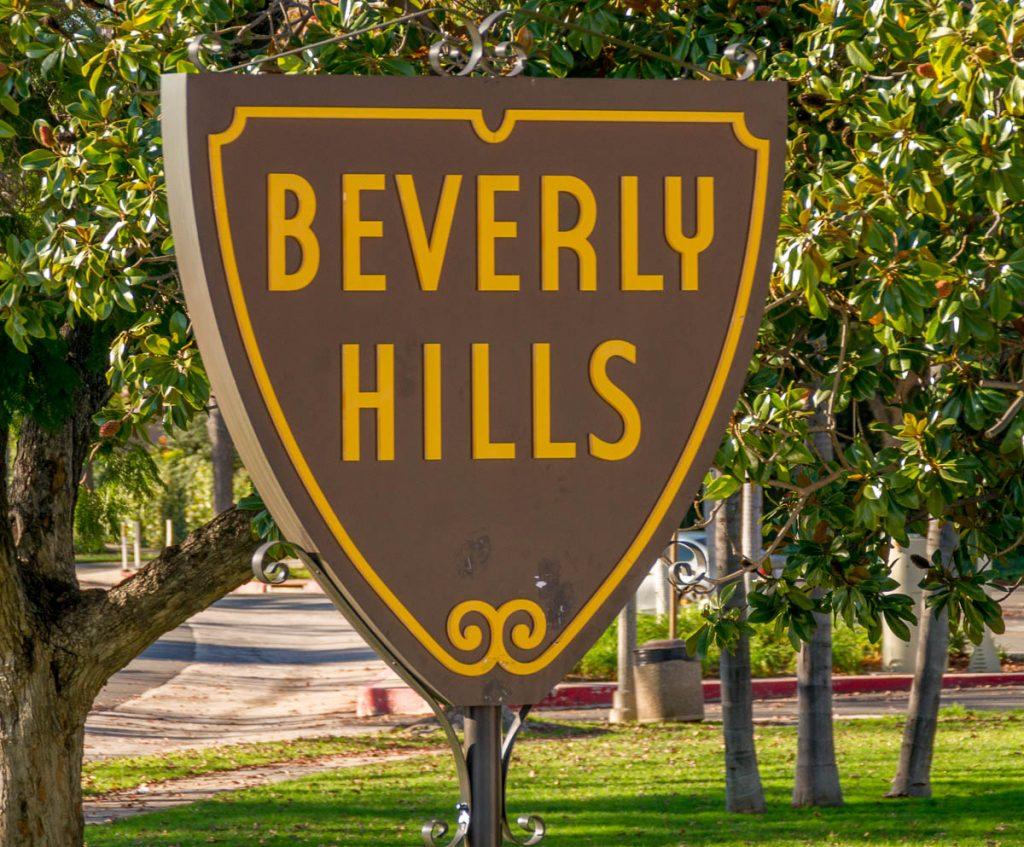 Beverly Hills,Beverly Hills, Los Angeles, Californië, Verenigde Staten (2010)