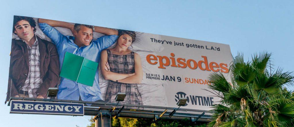 Lijkt mij een leuke nieuwe show!,Sunset Boulevard, Los Angeles, Californië, Verenigde Staten (2010)