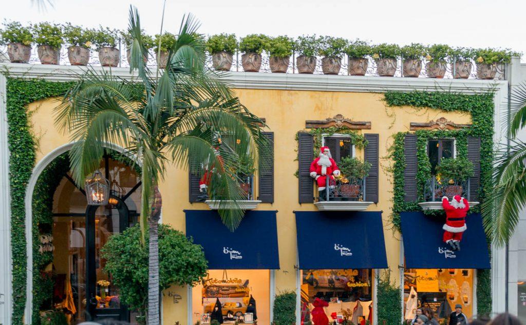 Hele dure winkel,Beverly Hills, Los Angeles, Californië, Verenigde Staten (2010)