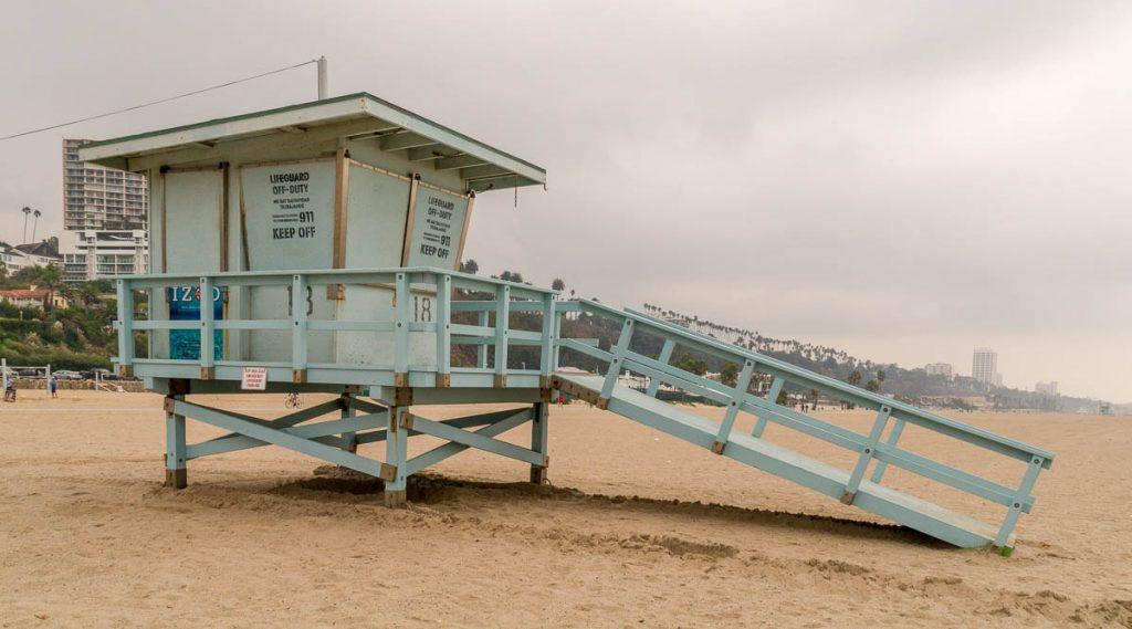 herken je deze nog van Baywatch?,Californië, Verenigde Staten (2010)