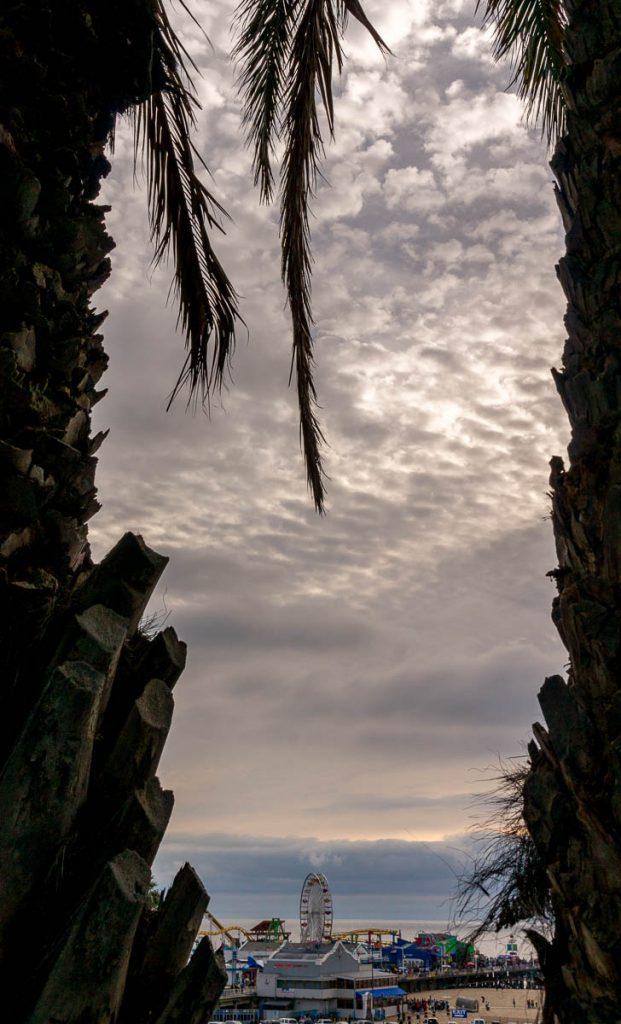 Santa Monica Pier,Californië, Verenigde Staten (2010)