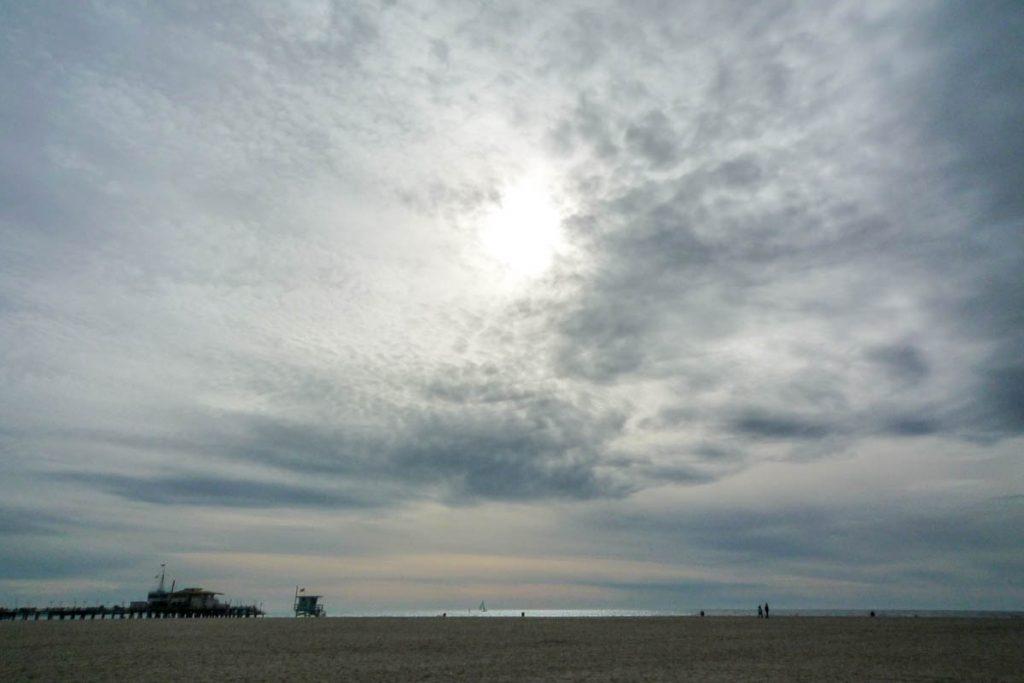 De zon probeert het...,Californië, Verenigde Staten (2010)
