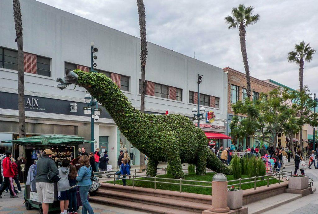 Dinosaurus,Californië, Verenigde Staten (2010)