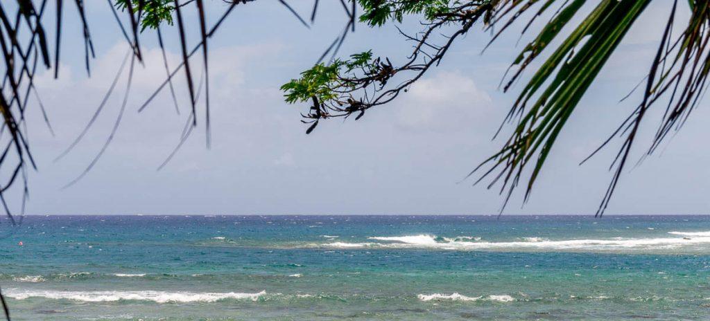 Hier kan ik wel aan wennen,Avarua, Rarotonga, Cook Eilanden (2010)