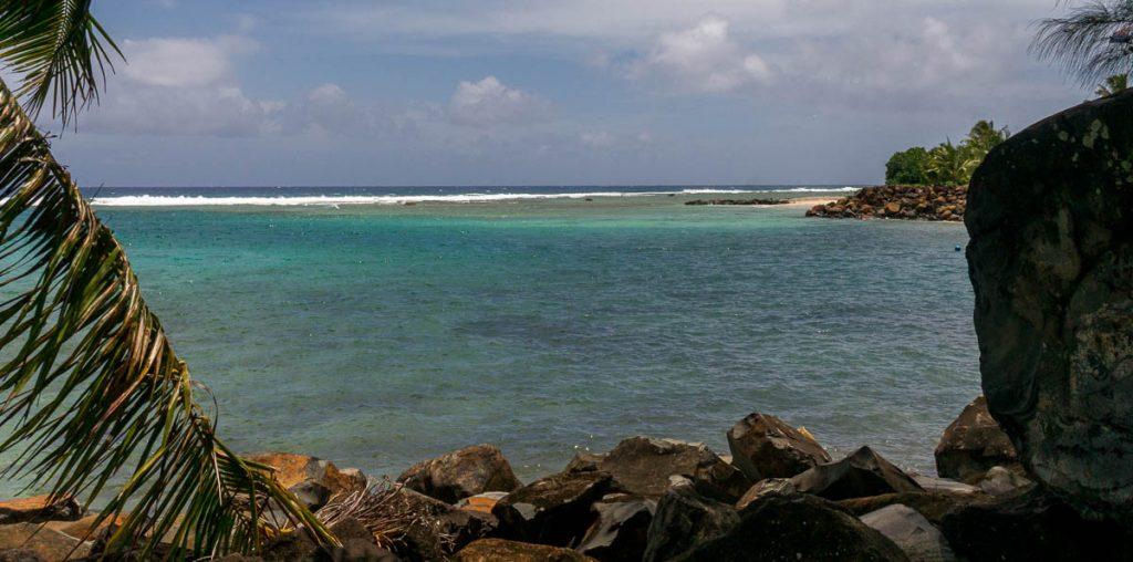Ziet er niet slecht uit,Avarua, Rarotonga, Cook Eilanden (2010)
