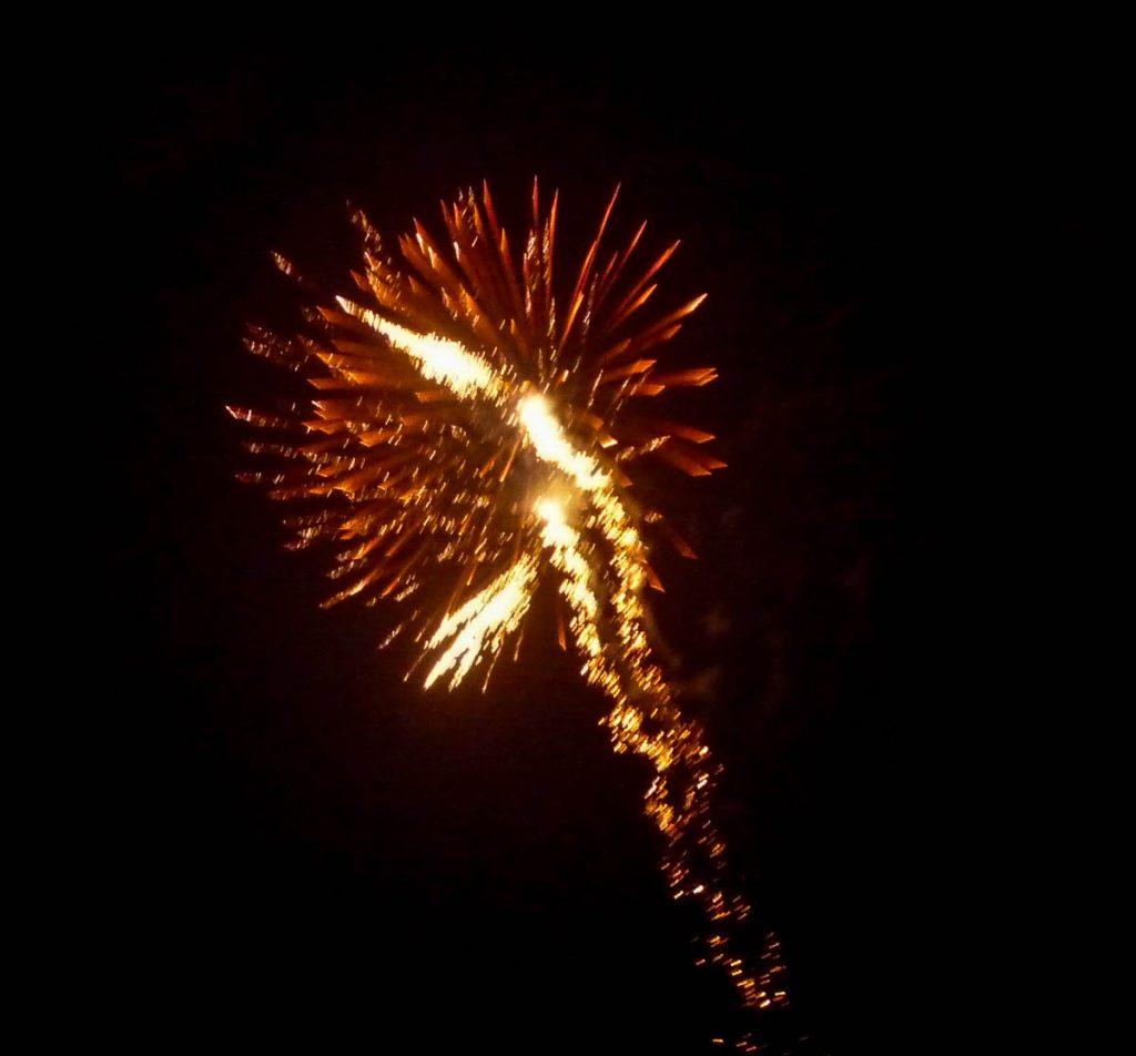 Gelukkig nieuw jaar!,Muri Beach, Muri, Rarotonga, Cook Eilanden (2011)