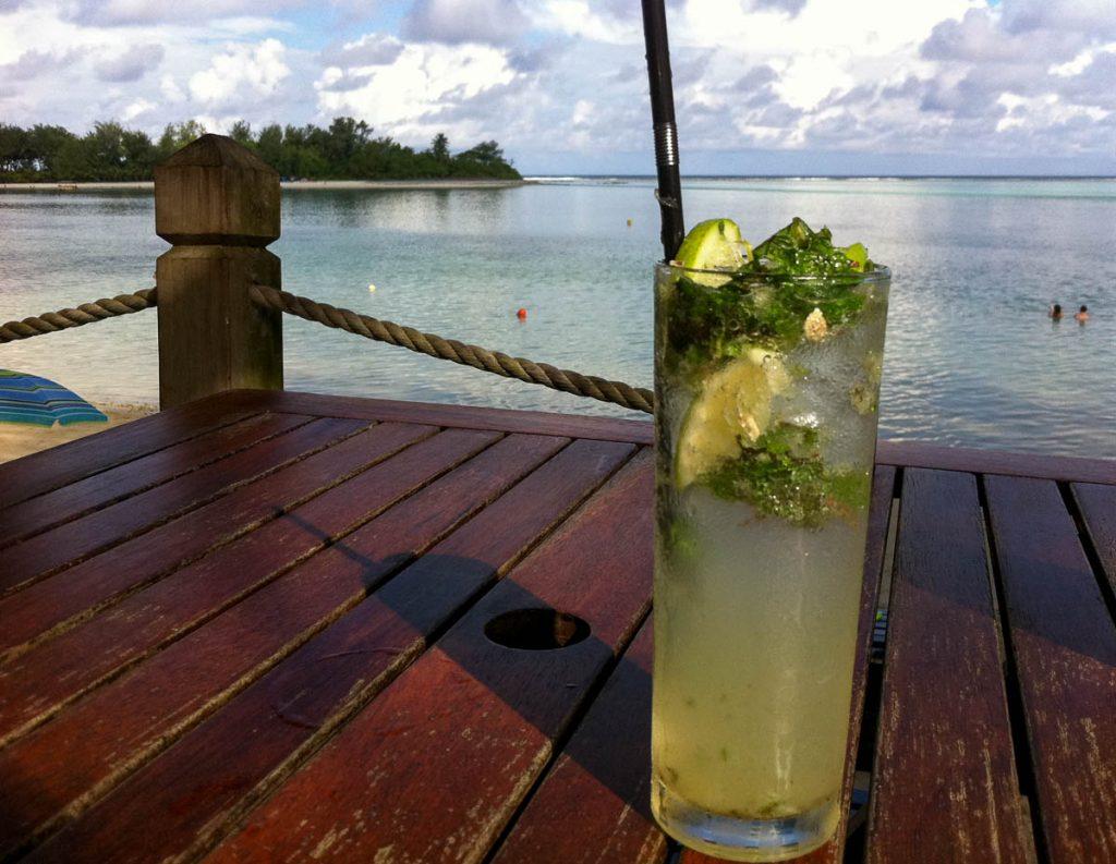 Mojito,Sails, Muri, Rarotonga, Cook Eilanden (2011)