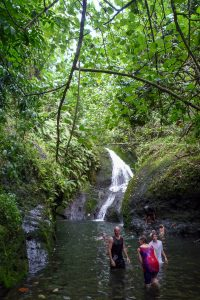 Wigmore's Waterfall