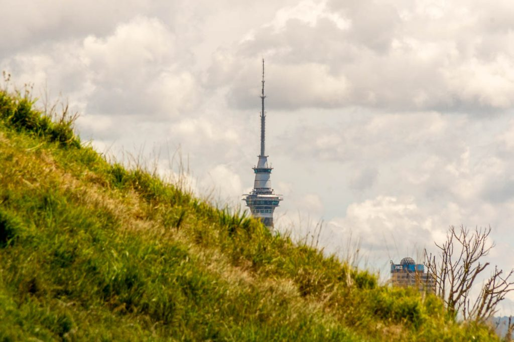 Skytower,Devonport, Auckland, Auckland, Nieuw Zeeland (2011)