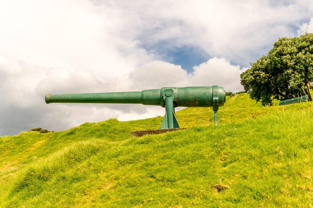 Kanon,Devonport, Auckland, Auckland, Nieuw Zeeland (2011)