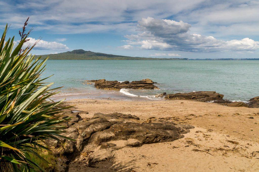 Aan dit uitzicht kan ik wel wennen,Devonport, Auckland, Auckland, Nieuw Zeeland (2011)