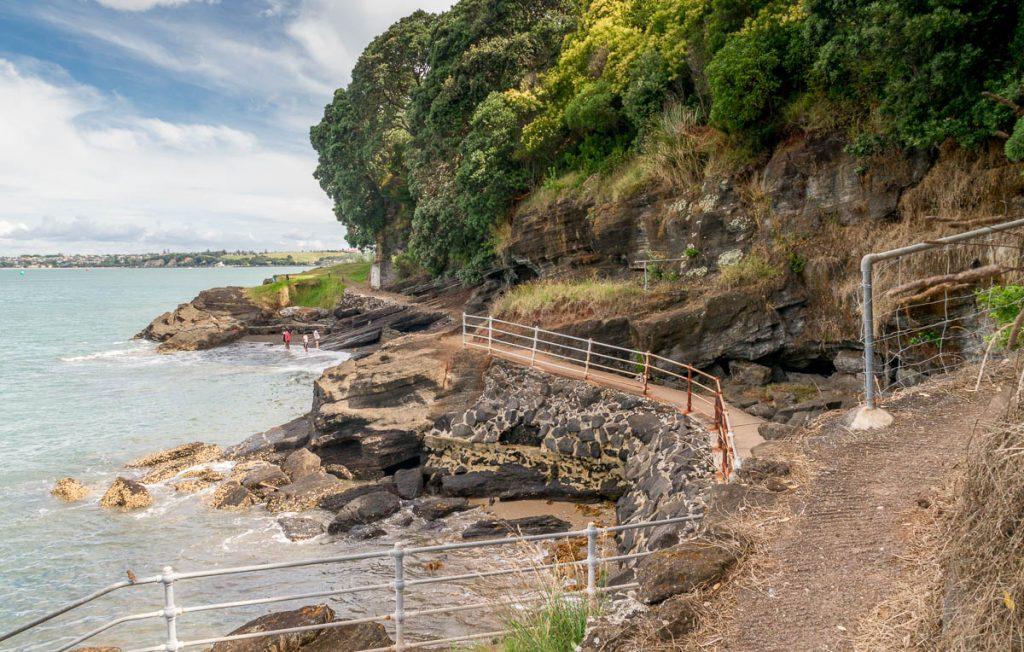 Coastal Loop,Devonport, Auckland, Auckland, Nieuw Zeeland (2011)