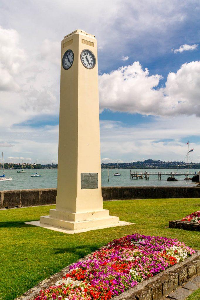 Klok,Devonport, Auckland, Auckland, Nieuw Zeeland (2011)