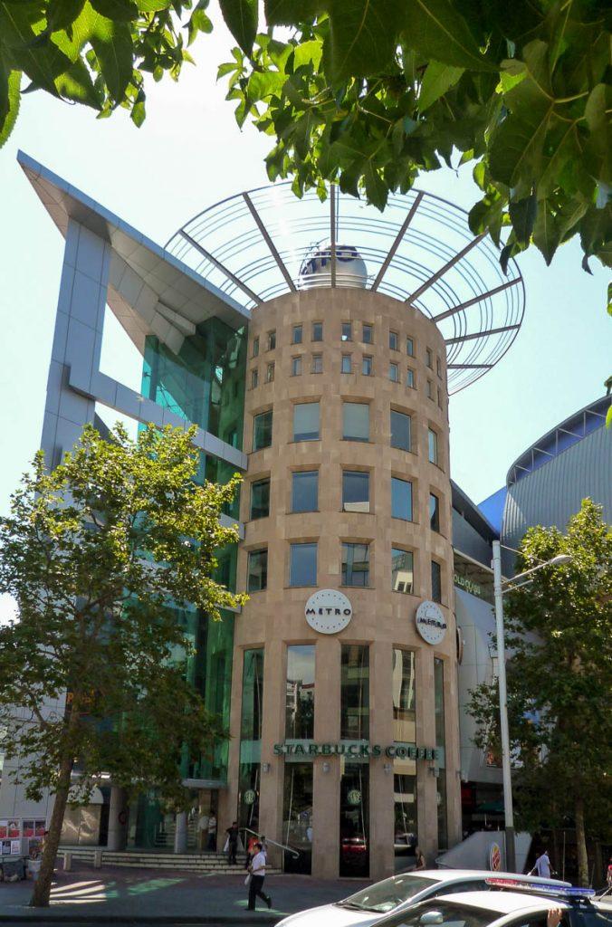 Metro Building,Queen Street, Auckland, Auckland, Nieuw Zeeland (2011)