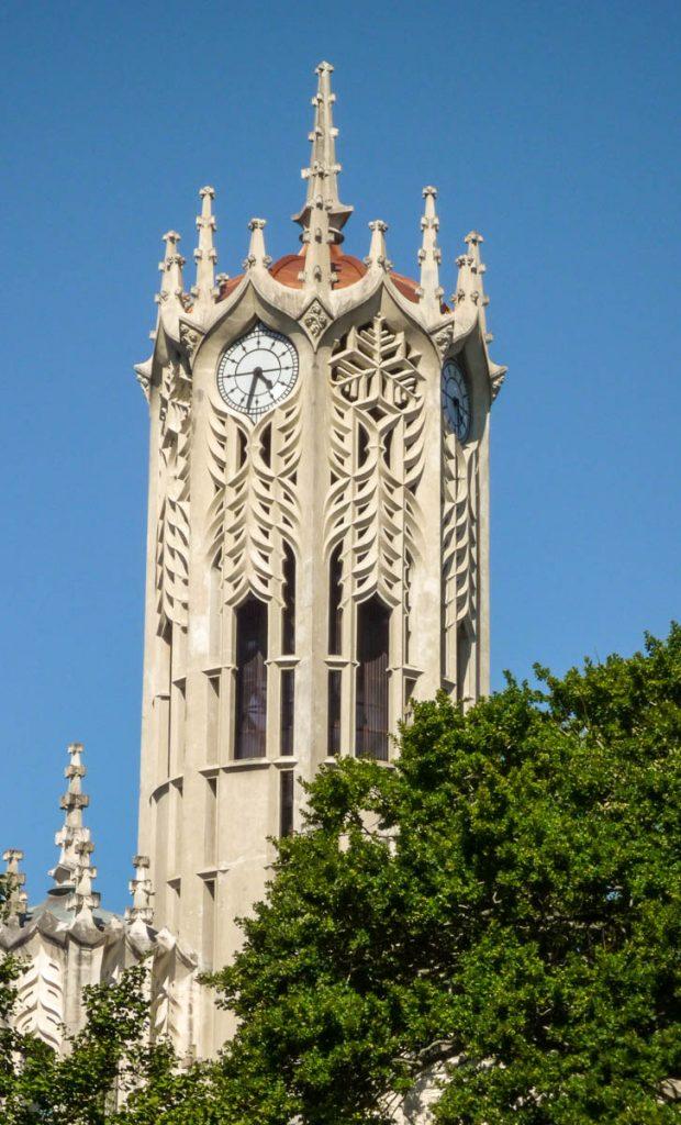 University of Auckland,Albert Park, Auckland, Auckland, Nieuw Zeeland (2011)
