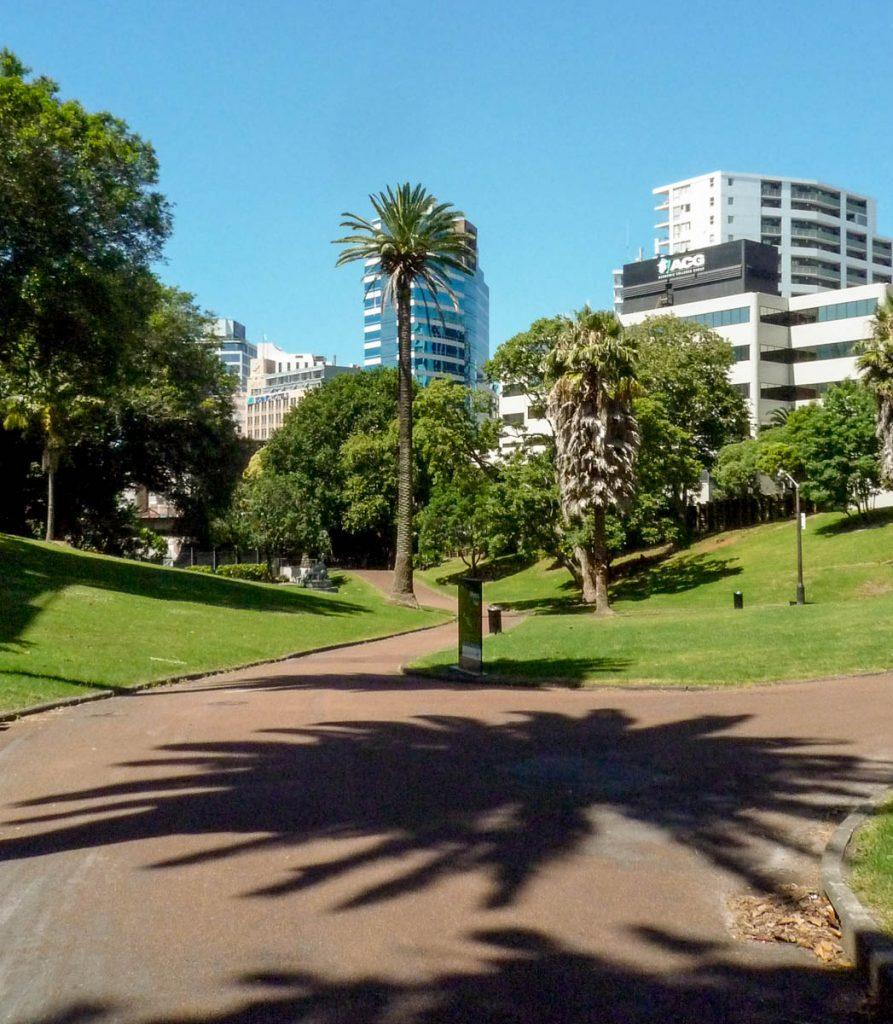 Myers Park,Myers Park, Auckland, Auckland, Nieuw Zeeland (2011)
