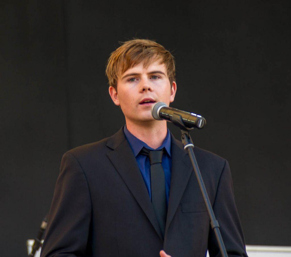 Will Martin,Hamilton, Waikato, Nieuw Zeeland (2011)
