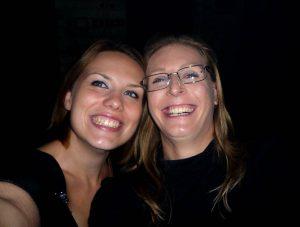 Gertrud & ik