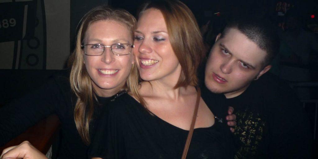 Gertrud, Joe & ik