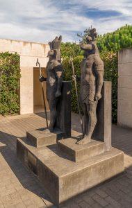 Egyptische standbeelden