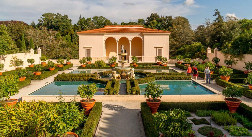 Italiaanse Renaissance tuin,Hamilton, Waikato, Nieuw Zeeland (2011)