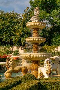 Italiaanse Renaissance tuin