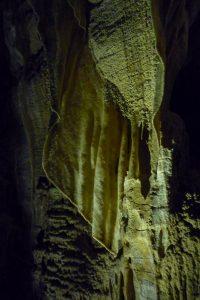 Gordijn-stalactieten