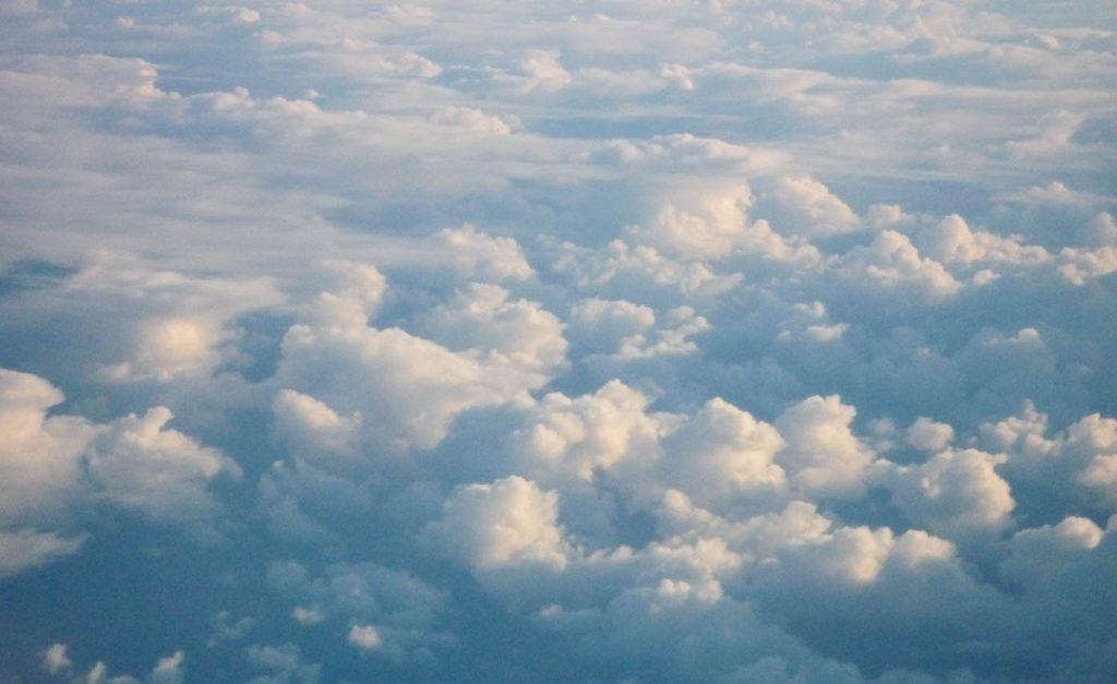 De wolken van bovenaf,2011