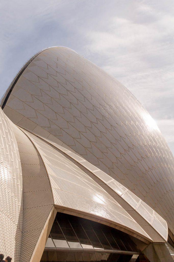 Sydney Opera House,Sydney Opera House, Sydney, New South Wales, Australië (2011)