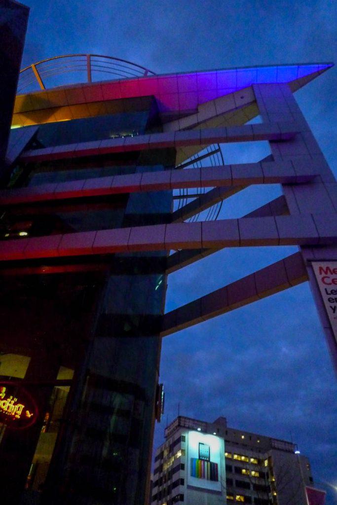 Metro Building,Aotea Square, Auckland, Auckland, Nieuw Zeeland (2011)