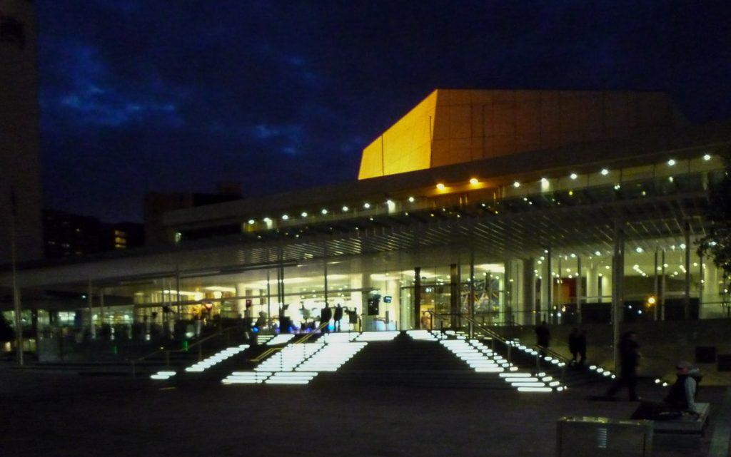 Aotea Centre,Aotea Square, Auckland, Auckland, Nieuw Zeeland (2011)