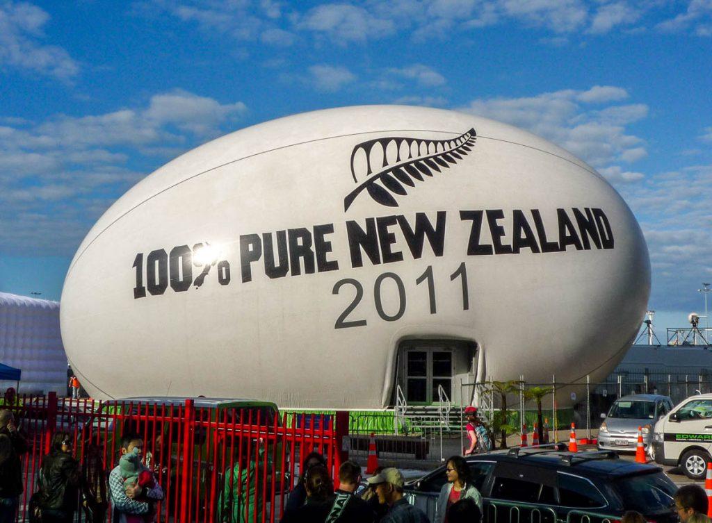100 Pure New Zealand,Waterfront, Auckland, Auckland, Nieuw Zeeland (2011)