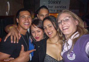 TeRina, Chelsie & ik