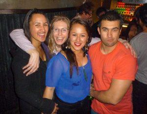 Chelsie, TeRina & ik