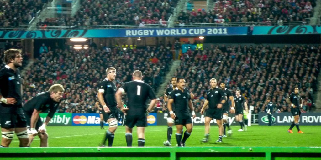 All Blacks!!!!
