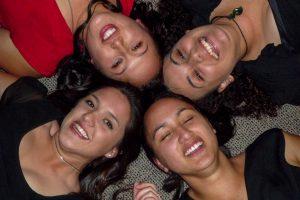 TeRina, Jenna, Chelsie & Jessie