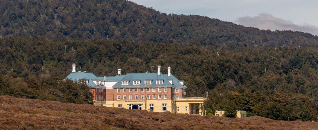 Chateau,Taranaki Falls Loop Track, Tongariro National Park, Manawatu-Wanganui, Nieuw Zeeland (2011)